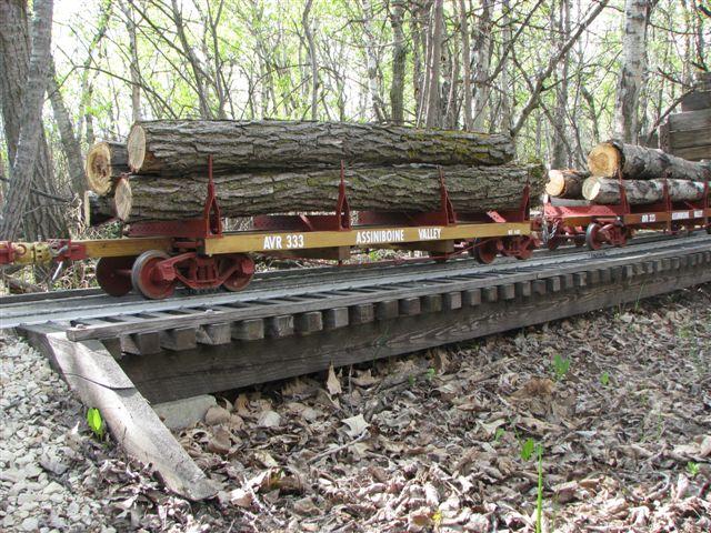Avr Log Cars